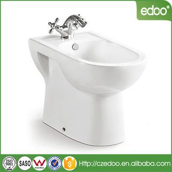 Conception Ronde Sanitaires De Toilette Et Bidet Ensemble Foor Bidet