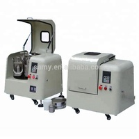 Vertical Bench-Top 4x1L laboratory planetary ball mill price 4 station directly gear drive for laboratory