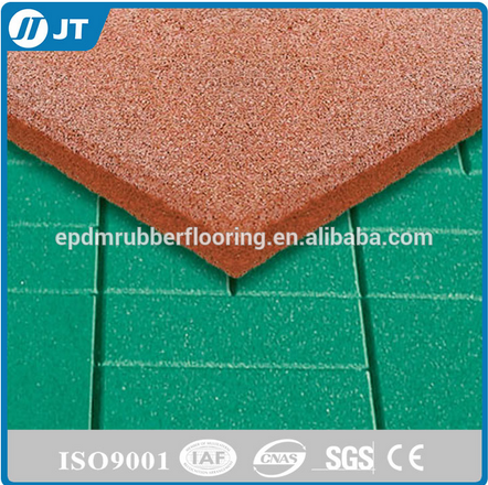 Buy CHEAP Shanghai rubber floor tile rubber mat for gym, health club, corridors, stadium, skating areas