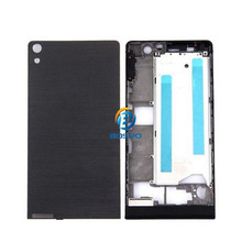 Rear Back Cover Battery Housing Door case panel Parts For Huawei Ascend P6