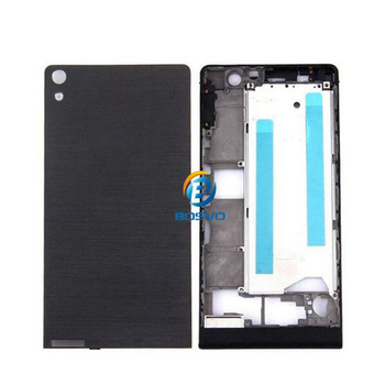 new york a3144 97530 Rear Back Cover Battery Housing Door Case Panel Parts For Huawei Ascend P6  - Buy Housing For Huawei Ascend P6,Case Cover For Ascend P6,Back Cover For  ...