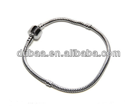Metal Alloy Bracelet Chain Used for Pandora-Bracelet,Fashion Jewelry Accessories