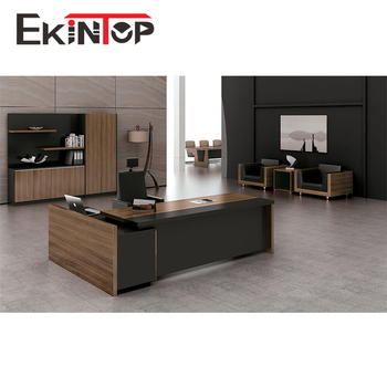 Modern Luxury Executive Desk Office Table Design In China