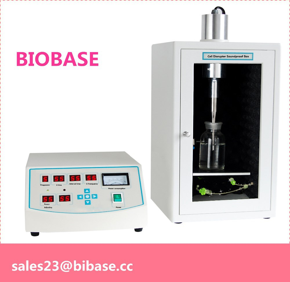 Updated 0.5~500ml sonicator processor, sonic processor, ultrasonic disruptor(UCD650)