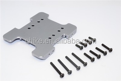 GMADE R1 ROCK BUGGY ALLOY CENTER SKID PLATE - 1PC SET GM038M