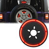 Car Accessories Spare Tire Brake Light LED Wheel Rear Tail Light for Jeep Wrangler