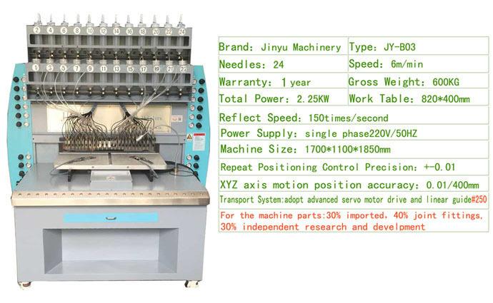 24colors dispensing machine
