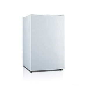 95L UL SAA SASO Approved Defrost Single Door With Freezer Low Voltage Compact Refrigerator Portable Mini Fridge