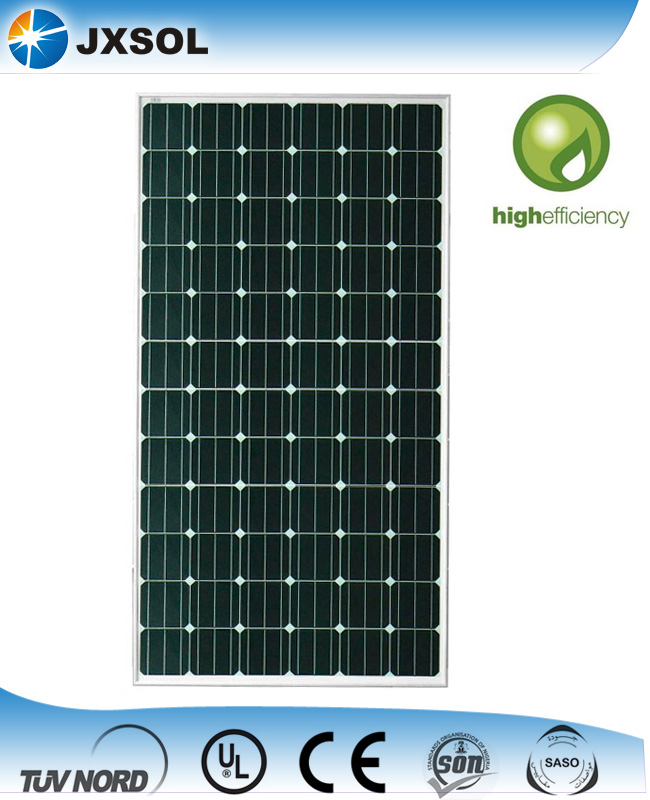 310w monocrystalline PV sola panel with lower price