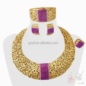 Turkey gold plated jewelry set costume jewelry in korea guangzhou yulaili fashion jewelry set  sc 1 st  Alibaba Wholesale : costume jewelry set  - Germanpascual.Com