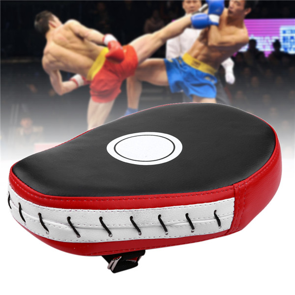 Stoßabsorbierendes Handziel Muay Thai Martial Boxing Focus Punch Kick Training Pad Mitts