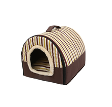 FX0022B Latest retractable pet carrier folding bed for dog cat