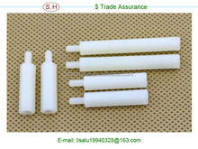 Coustomed OEM service plastic spacer in Dongguan