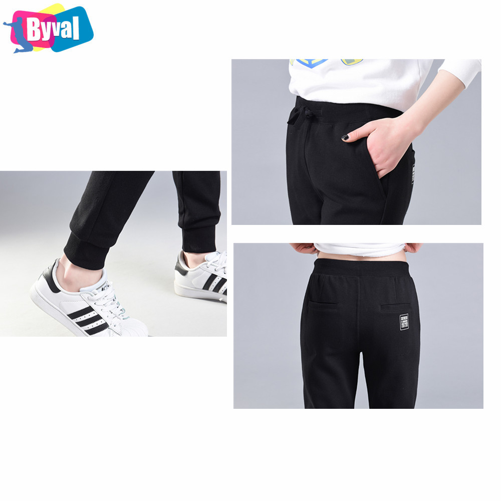 Symbol Of The Brand Ladies 3/4 Trousers Womens Three Quarter Elasticated Waist Capri Cropped Pants Garter Belts