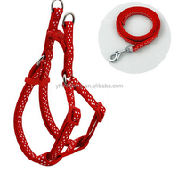 Pets Evening Dress Harnesses And Leashes Red Bow Tie Dog From Smoking Harness With Leash Comfortable Puppy Applicable
