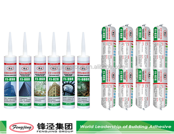 Quick dry 270ml transparent neutral structural clear silicone sealant from manufacturer