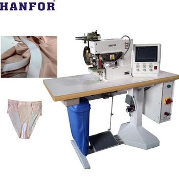 factory sales HANFOR sew free bonding hot air tape film panty making machine 6a9e217090