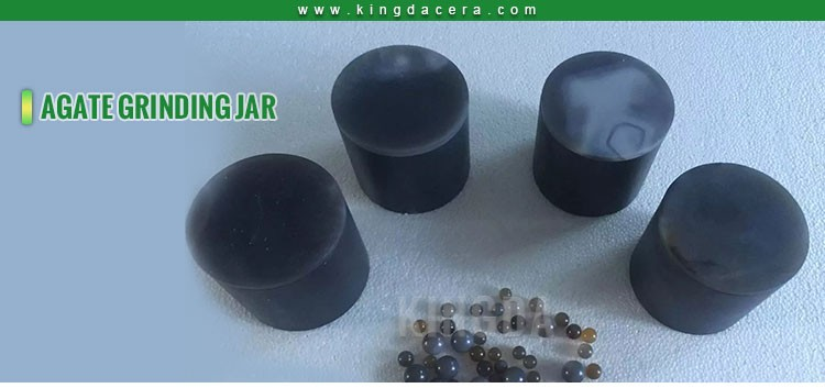 planetary ball mill Machine use 0.05L-1L Agate Ball Grinding Jars