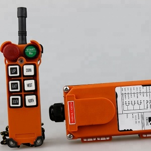 Winches electrical wireless crane Remote Control F21-E1 unit