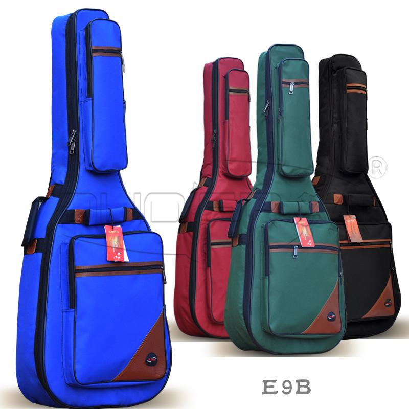 Guitar Gig Bag Acoustic Hard Case E9