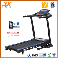 2016 hot selling item with mp3/usb fitness equipment treadmill