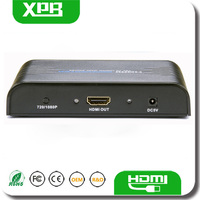VGA To HDMI Converter Connect Computer LCD TV
