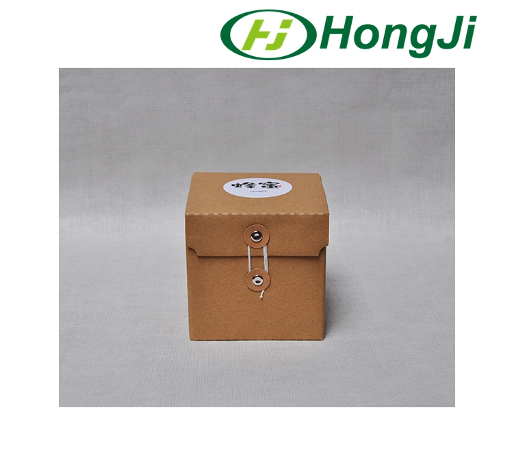 Custom Recycle Kraft Paper Box Cardboard Gift Box Packaging