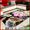 Newest Chinese National Style Printed Machine Made Carpet For Sitting Room