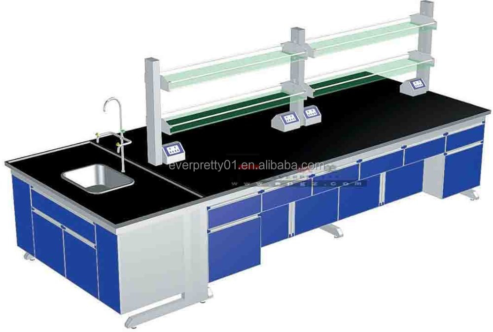 School Lab Furniture Biology Lab Bench Physical laboratory Table