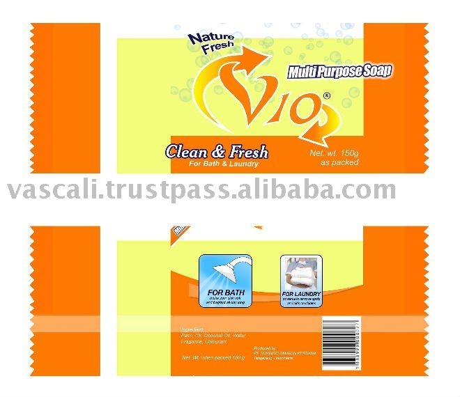 V10 Multi Purpose Bath & Laundry Soap