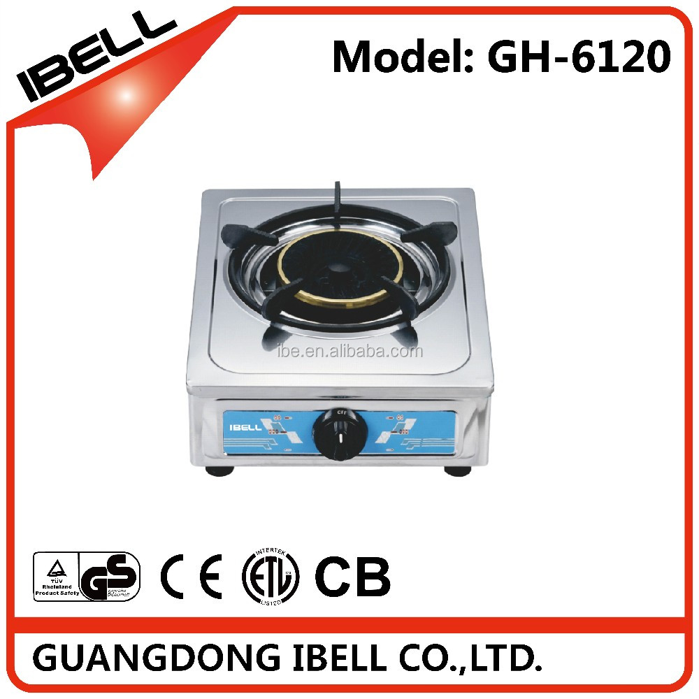 2017 hot selling home appliance portable gas stove