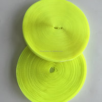 Lower MOQ Colorful Customzed hook and loop velcro tape