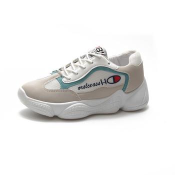 newest 3d9d0 ebacc 2019 New Brand Fashion Model Popular Women Shoes Schuhe Running Factory -  Buy Schuhe,High Quality Women Schuhe,Women Shoes Product on Alibaba.com