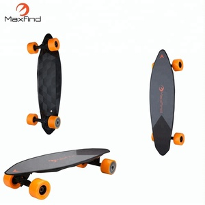 Big 4 wheel electric skateboard with 90mm motor drive