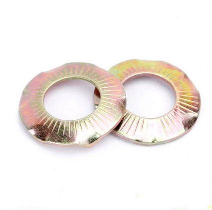 DIN6796 High Quality Butterfly Shaped Lock Washer/earth Washer