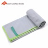 Personalized large custom logo microfibre travel towel