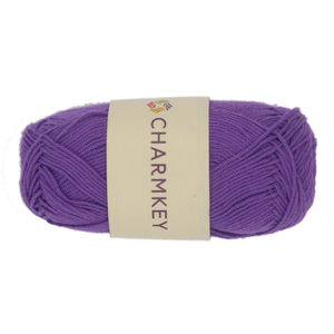 Charmkey cotton yarn importers in europe for hand knitting