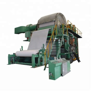 China manufacturer high quality small toilet tissue rolling paper making machine for sale toilet paper making machine