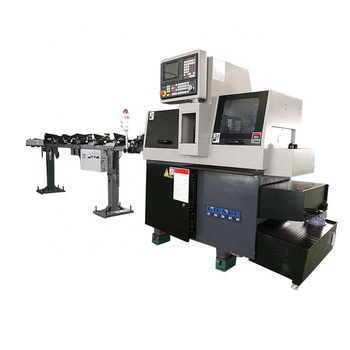 High speed precision small swiss type CNC lathe machine price H-F203E