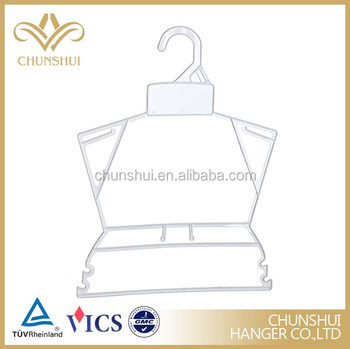 Chinese Supply Cheap Recycled Plastic Clothes Body Shape Frame ...