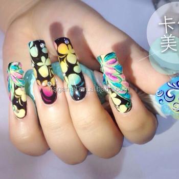 Kaga Nail Art Paint Uv Gel Nail Art Product Asian Supply