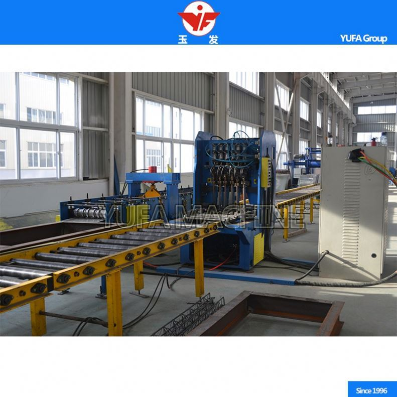 corrugated iron roof making machine production line for chain making machine
