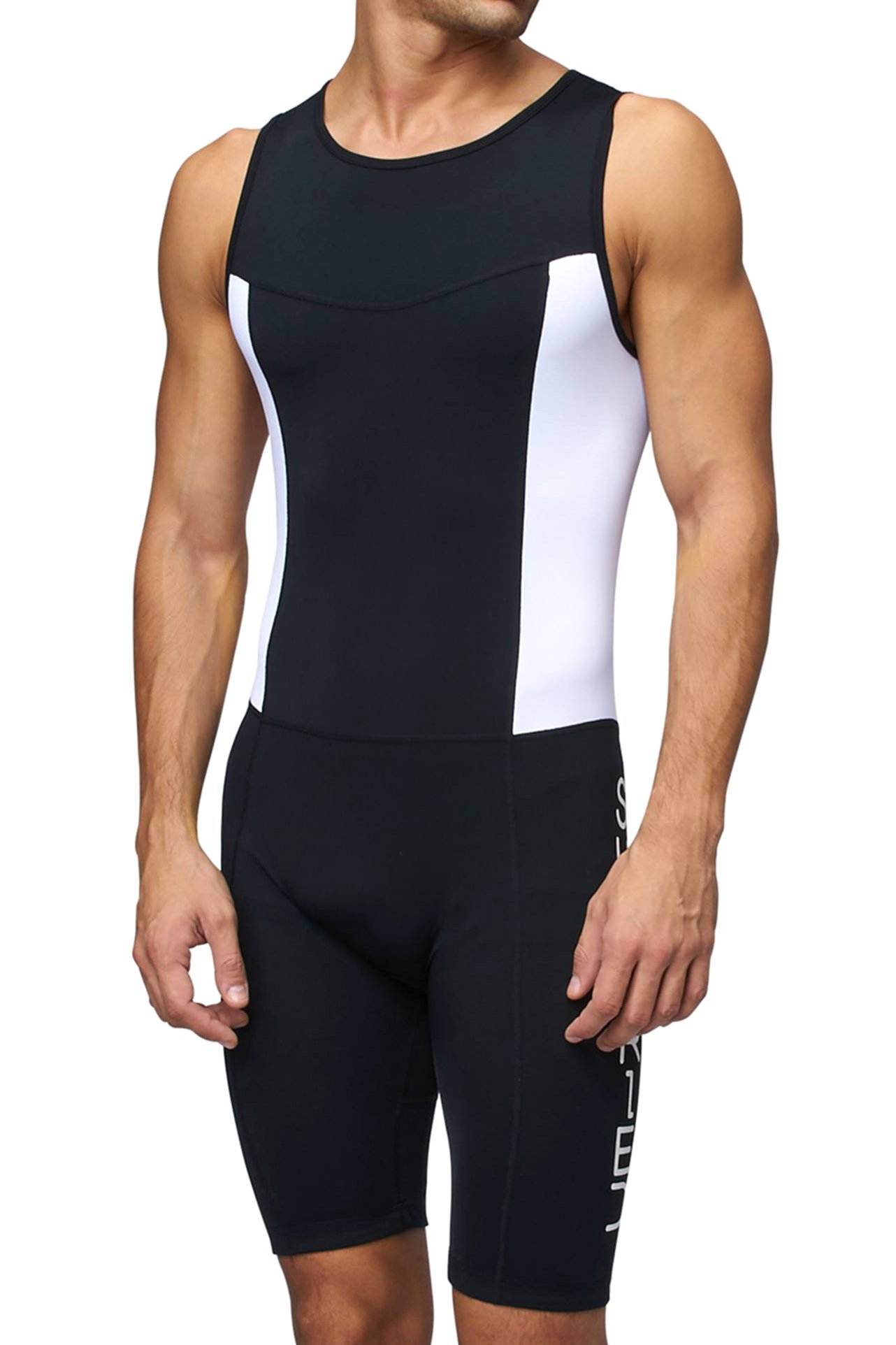 20d5ab9d32b Get Quotations · Sundried Mens Premium Padded Triathlon Tri Suit  Compression Duathlon Running Swimming Cycling skin suit