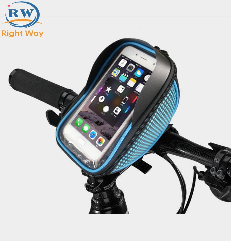 Bicycle Bag Waterproof Phone Handlebars Bike Bag Cycle Accessories