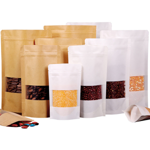 Two Color Kraft Paper Bag Order On Line With Alibaba Trade Assurance Take Stock Products