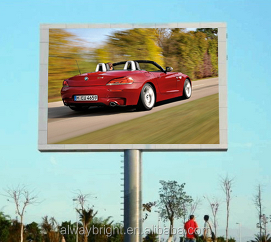 LED signs P10mm outdoor full color led display screen led board new images HD led display screen videos
