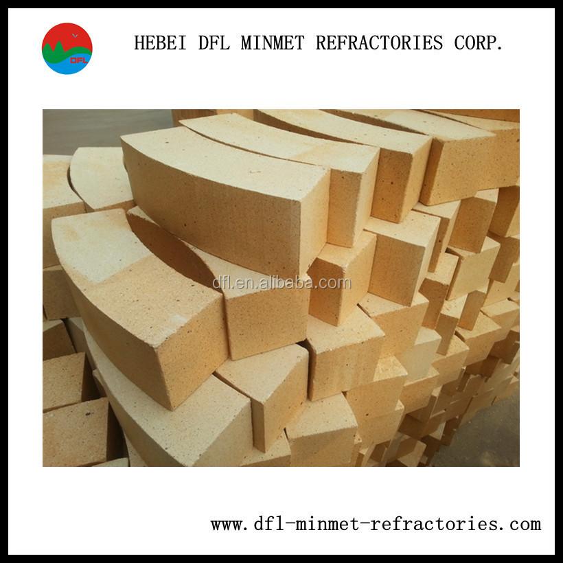 caminetto in mattoni mattoni refrattari per mattoni