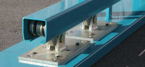Cantilever Gate Guide Profile Cantilever Gate Channel For