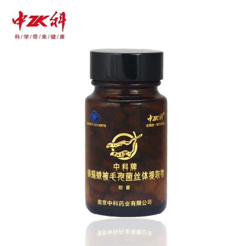 2018 Zhongke best-selling Creation Brand softgel reishi mantar tohumu