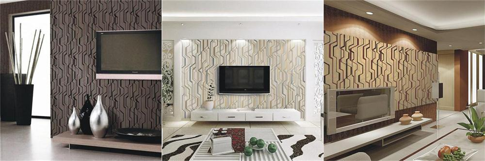 wallpaper for office walls. High End Squares Vinyl Office Wallpaper For Walls